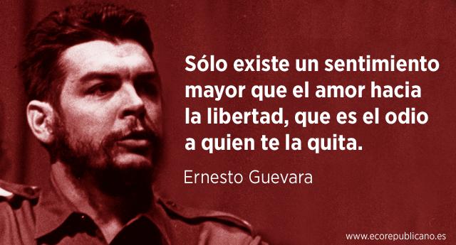 10 grandes frases del Che Guevara